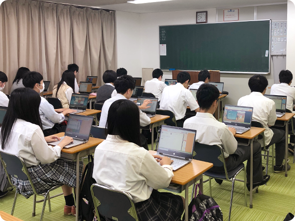 For学校